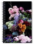 Break Into Blossom Spiral Notebook