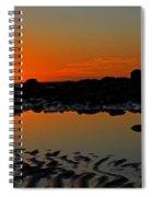 Break Of Day Spiral Notebook