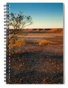 Breakaway Dawn Spiral Notebook
