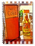 Breakfast At Paul's Spiral Notebook
