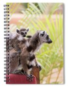 Breakfast Guests Spiral Notebook