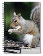 Breakfast Time Spiral Notebook