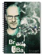 Breaking Bad Spiral Notebook