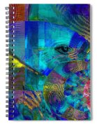 Breaking Borders Spiral Notebook