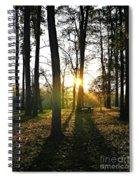 Breaking Dawn Spiral Notebook