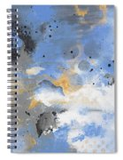 Breaking Storm Spiral Notebook