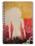 Breaking The Chains Spiral Notebook