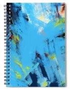 Breaking The Horizon Spiral Notebook