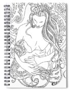 Breastfeeding Is Beautiful Spiral Notebook