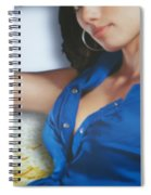 Breasts--america The Addicted Series Spiral Notebook