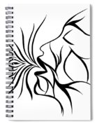 Breath Easy  Spiral Notebook