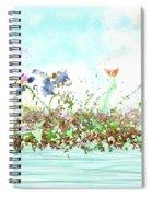 Breath Of Fresh Air Spiral Notebook