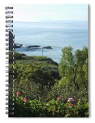 Breath Of Fresh Air Spiral Notebook
