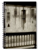 Breathe Deep The Gathering Gloom Spiral Notebook