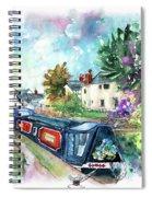 Brecon 02 Spiral Notebook