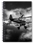 Breitling Walker 1 Spiral Notebook