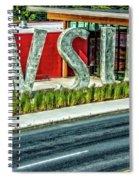 Brelsford Wsu Visitor Center Spiral Notebook