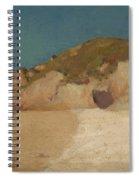 Breton Coastline Spiral Notebook