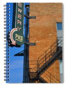 Brewery Pub Spiral Notebook