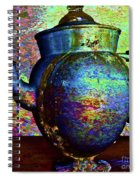 Brewing Nostalgia Spiral Notebook