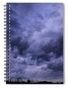 Brewing Storm Spiral Notebook