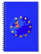 Brexit Spiral Notebook