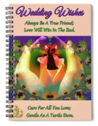 Brian Exton Give You My Love  Bigstock 164301632 12779828 Spiral Notebook