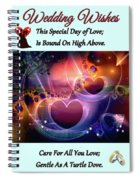 Brian Exton Love River  Bigstock 164301632     2991949 Spiral Notebook