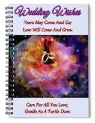 Brian Exton Night Flowers  Bigstock 164301632  231488 Spiral Notebook