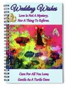 Brian Exton Poppy Field  Bigstock 164301632  2991949   12779828 Spiral Notebook