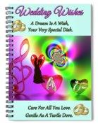 Brian Exton Symphony Of Love  Bigstock 164301632   2991949  231488  12779828 Spiral Notebook