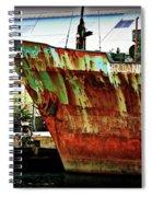 Brianna H Spiral Notebook