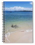 Bribie Branches  Spiral Notebook