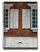 Brick Face Spiral Notebook