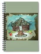 Brick House Spiral Notebook