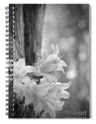 Bridal Bouquet Spiral Notebook
