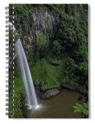Bridal Veil Fall Spiral Notebook