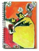 Bride Makeup Spiral Notebook