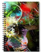 Bride Of Halos Spiral Notebook
