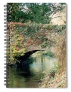 Bridge At Blarney Castle Spiral Notebook