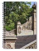 Bridge Detail Spiral Notebook