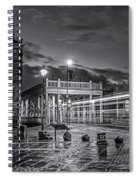 Bridge Hotel Spiral Notebook