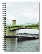 Bridge Of Lions From The Water Spiral Notebook
