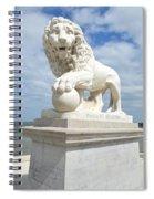 Bridge Of Lions II Spiral Notebook