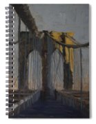 Bridge One Spiral Notebook