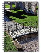 Bridge Over Stone Creek Spiral Notebook