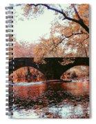 Bridge Over Yellow Breeches Creek Spiral Notebook