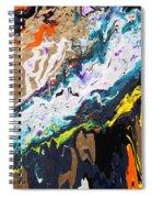 Bridge Spiral Notebook