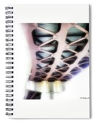 Bridge To Eternity Spiral Notebook