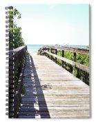 Bridge To Paradise Gp Spiral Notebook